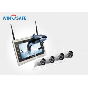 China HD Wireless Security Camera System on sale