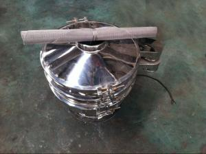 China 20Kg - 3000Kg Vibrating Screen Sieve Separator Machine For Pharmaceutical Industry on sale