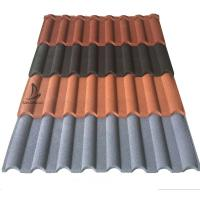 Roofing Sheet Factory Price Metro Tiles Standard Hot Sales in Africa Stone Coated Steel Step Roofing Sheets
