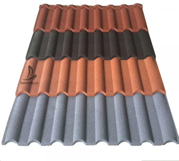 Roofing Sheet Factory Price Metro Tiles Standard Hot Sales