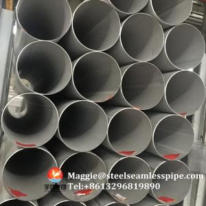 China Stainless Steel Welded Pipes, ASTM A312 TP304,TP304L,TP304H,TP321,TP316L,ASTM A790 S31803,SCH10, SCH40,6M,11.8M on sale