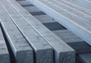 China Hot Rolled Square Steel Billets 180x180 mm For Construction Application on sale