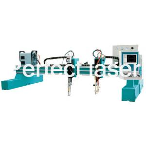 China Gantry Type Carbon Steel Industrial Plasma Cutter , CNC Plasma Cutting Systems on sale