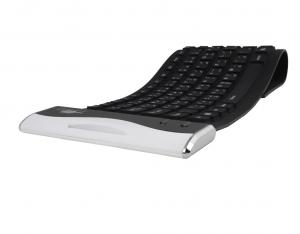 China roll up  Mini ultra-thin wireless flexible igo kensington keyfolio  bluetooth keyboard for ipad 2 3 4 on sale