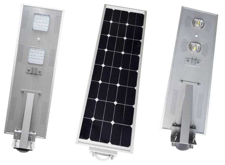 50W Integrated Solar LED Street Light, LED street light manufacturer in china (2)