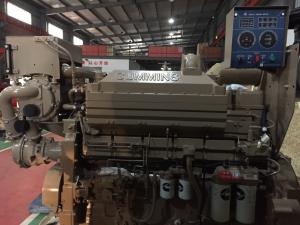 China Cummins marine propulsion engine model KTA19-M3 600hp for tug boat exported to Philippines on sale