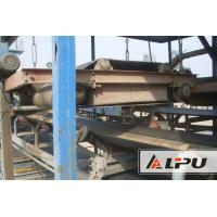 Self - cleaning Suspension Permanent Magnetic Separator for Iron Ore Separation
