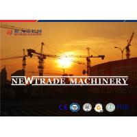 12 Ton Capacity Construction Tower Crane QTZ250 With Jib Length 70m
