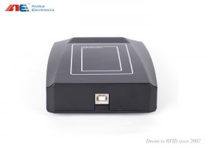 China CE Mifare Ultralight RFID Card Reader Writer USB Plug And Play With Cursor Output on sale