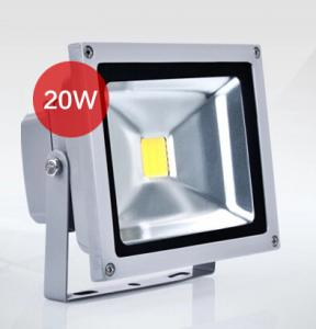 China 10W-150W LED Flood Light high power led dimmable RGB Epistar Isolated IC driver Aluminum on sale