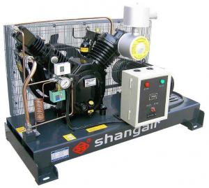 China Optional Pressure Plastic Auxiliary Equipment Air Compressor For PET Blowing Machine on sale