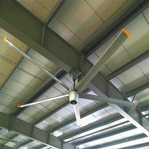 China 3m Brushless Ceiling Fan / HVLS Large Industrial Ceiling Fans For Factory on sale