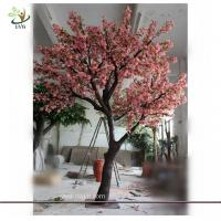 China UVG wedding favours japanese cherry tree artificial blossoms for office decoration on sale