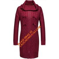 China WOMEN PULLOVER SWEATER, CARDIGAN SWEATER, SKIRT, DRESS, WOMEN CASHMERE SWEATER, FLAT KNITTING, CABLE, INTARSIA on sale