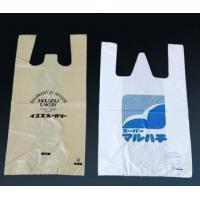 China Durable Shopping T Shirt plastic garment bags grocery polybags on sale