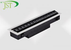 China Gimbal Design LED Linear Lighting CRI 90 No Glaring Excellent Light Consistency on sale