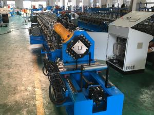 China Canada Top Hat Section Cold Roll Forming Machine on sale