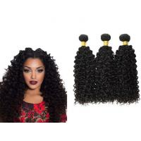 Colored Long Brazilian Hair Extensions , Tangle Free Brazilian Weft Hair Extensions With Clips