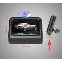 China 9 inch Headrest dvd players With Vehicle Dvd Players / USB / SD Jack / Games on sale
