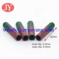 Facotory pice Production180000pcs per day, jiayang plastic aglets plastic end tip for hooides
