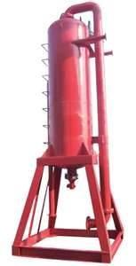 China ZYQ1000 sulfureted hydrogen-proof Liquid Gas Separator protect operators and the machine on sale