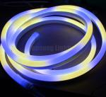 Dynamic led light neon replacement with DMX control in stock pixel tube flexible strip