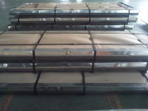 China BA No. 4 No. 8 HL Mirror Surface Stainless Steel Sheets for Automobile , AISI 304 AISI304L AISI316L on sale