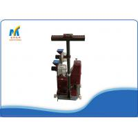 Automatic Flex Banner Eyelet Punching Machine 110 V For Large Poster Cloth
