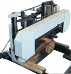 horizontal band saw for wood-MJ1800/MJ2000 Heavy Duty Large Size Horizontal Band Sawmill