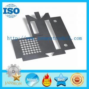 China SS CNC laser cutting, Aluminium laser cutting parts,Laser cutting process parts,High precision 3D laser cutting service on sale