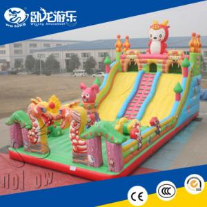 China new giant inflatable slide for sale on sale