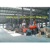Economic XPS Foam Board Extrusion Line , Styrofoam Insulation Sheets Machine