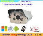 plein HD appareil-photo de reconnaissance de radio d'appareil-photo d'IP de 1080P/plaque minéralogique