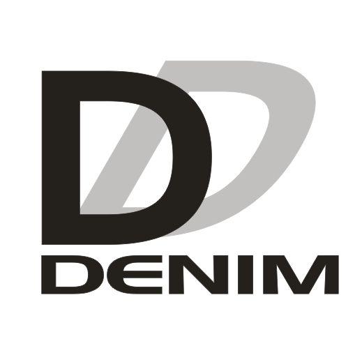 Denim Fashion Jacket Pocket Buttons Metal Jeans Sliver & Brass Rivet