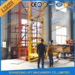 700kgs 4m Warehouse Hydraulic Elevator Lift