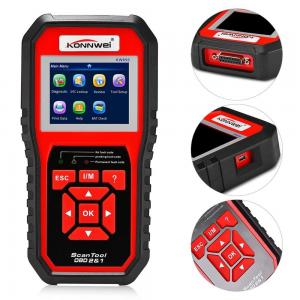 China KW850 Auto Vehicle Fault Detector Car Diagnostic Tool For All Cars on sale