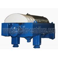 China Continuous Drilling Mud Centrifuge Industrial Auto Sludge Dewatering Decanter Centrifuge on sale