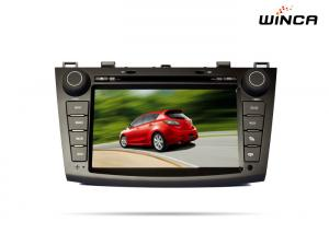 China Winca Car GPS for Mazda 3 2010-2012 with octa core 2G RAM auto multimedia Stereo on sale