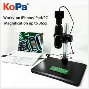 China 5 Megapixel Wifi Microscope With High Speed USB 2.0 For Ipad on sale