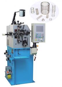 China High Precision Wire Forming Machine , Fast Debug Automatic Coil Winding Machine on sale