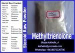 China Steroid Hormone Powder Methyltrienolone (MT)/ Metribolone For Bodybuilding  965-93-5 wholesale