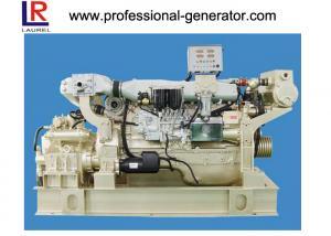 China Laurel Power Marine Industrial Diesel Engines Water Cooled 20hp To 500hp on sale