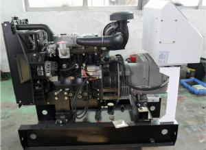 China water cooled perkins engine silent 15kva diesel generator on sale