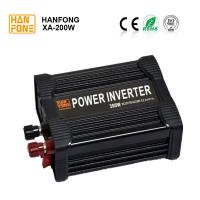 China 200Watt Car Power Inverter DC 12V to 120V AC Inverter Charger with USB Charger Adapter on sale