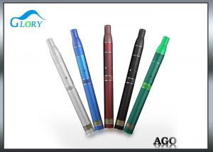 China Black E Cigarette Ago Portable Dry Herb Vaporizer With Lcd Batter vapormax ago g5 vaping pens on sale