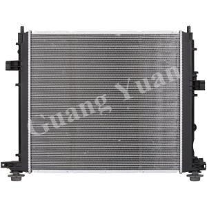 China Custom Cadillac Cross Flow Aluminum Truck Radiators Water Cooled DPI 13351 13349 wholesale