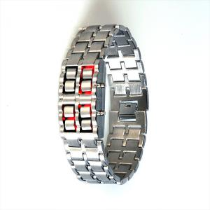 China 2012 hot touch screen digital led watch on sale