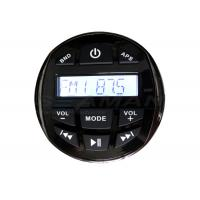 Waterproof Marine outdoor Stereo MP3 player With Bluetooth and RCA out for car Motorcycle Boat