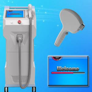 China Hot sale 2014 toppest 808nm diode laser hair removal machine CE approval for hair removal on sale