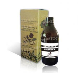 China Antioxidant 0.3L Blemish Skin Care , Black Rose Moisturizing Lotion HMG-05 on sale